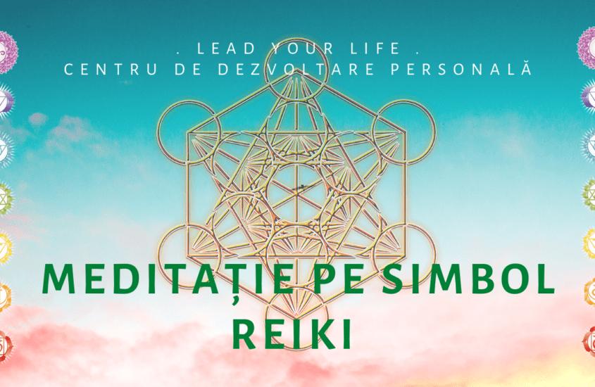 Meditația Reiki pe Simbol